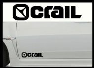 CRAIL CAR BODY DECALS